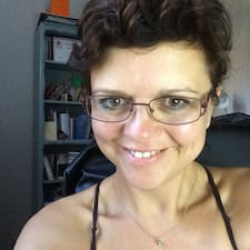 Frédérique felhasználói profilja
