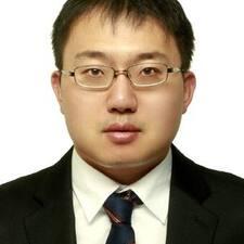 Jinsu的用戶個人資料