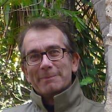 Saverio Brukerprofil