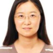 Användarprofil för Lin