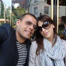 Profil korisnika David & Manuela