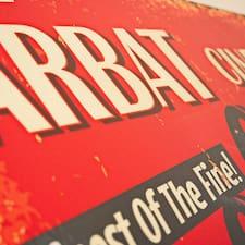 Арбат est l'hôte.