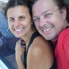 Tania & Barry User Profile