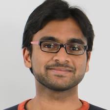 Gebruikersprofiel Rajiv