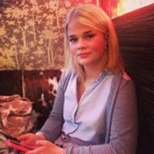 Profil utilisateur de Ingrid Sofie
