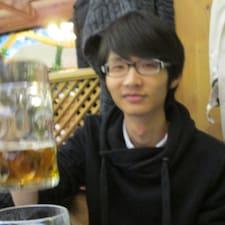 Perfil do usuário de Yuchen