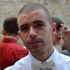 Jean-Victor User Profile