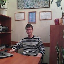 Вячеслав — хозяин.