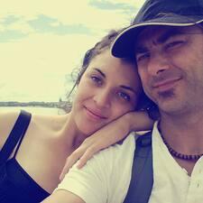 Alexandra & David User Profile