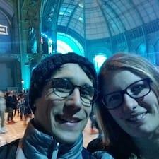 Profil utilisateur de Julie And Cyril