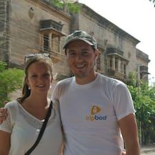 Profilo utente di Renée  &  Tim