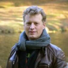 Profil utilisateur de Geert