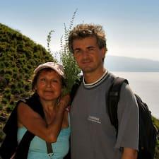 Enrica&Jonas es el anfitrión.