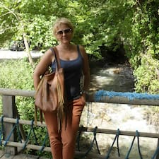 Irina - Uživatelský profil