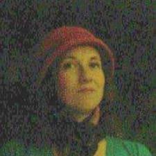 Carine felhasználói profilja