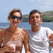 Perfil de usuario de Céline & Thierry