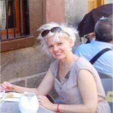 Sofía的用戶個人資料