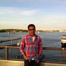 Suryaraj User Profile