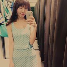Användarprofil för Jiyeon