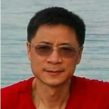 Henkilön Chen käyttäjäprofiili