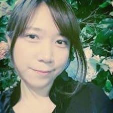 Nayun felhasználói profilja