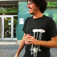 โพรไฟล์ผู้ใช้ Emilio