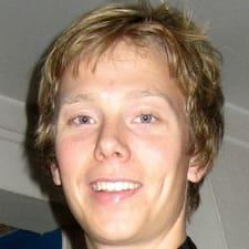 Perfil de l'usuari Rasmus
