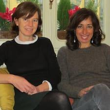 โพรไฟล์ผู้ใช้ Claudia, Anna