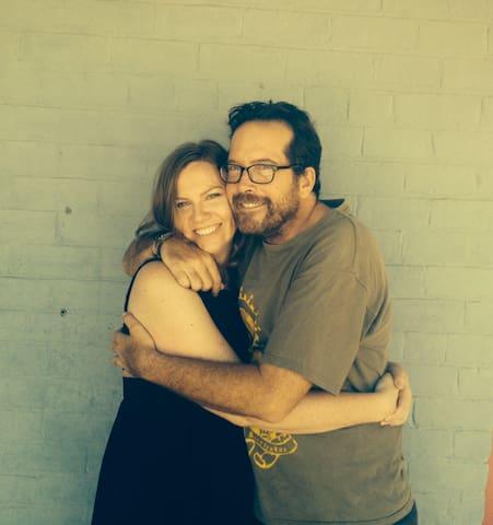 Lauren and Todd