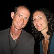 Profil utilisateur de Tara & Jeffery