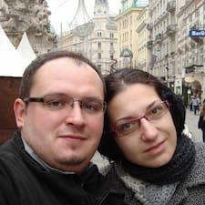 Marina&Tomislav is the host.