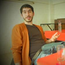 Karim is the host.