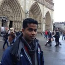 Profil utilisateur de Sushanth