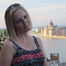 Profil utilisateur de Tünde Brigitta