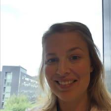Profil utilisateur de Caroline Bruun