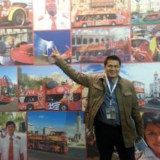 A. Rizal User Profile