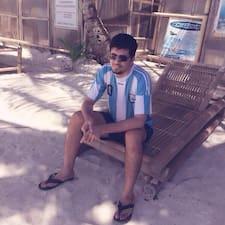 Profil utilisateur de Mobarak