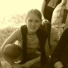 Solange felhasználói profilja