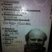 Profilo utente di Thorbjørn