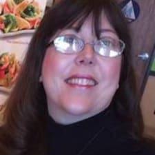 Mary felhasználói profilja