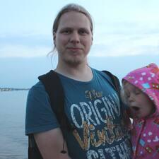 Christer felhasználói profilja