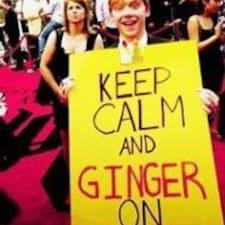 Profil korisnika Ginger