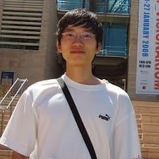 Profil utilisateur de Ron Genliang