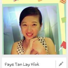 Faye Lay Hiok User Profile