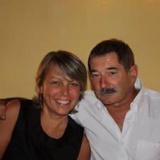 Perfil de l'usuari Sylvie & Daniel