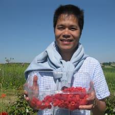 Henkilön Xuan Quang käyttäjäprofiili