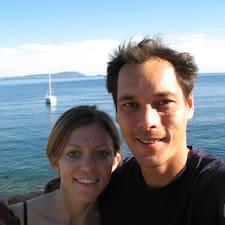 Profil utilisateur de Christophe & Jodi