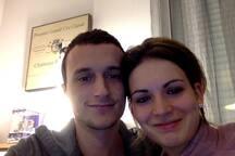 Julien et Gaëlle