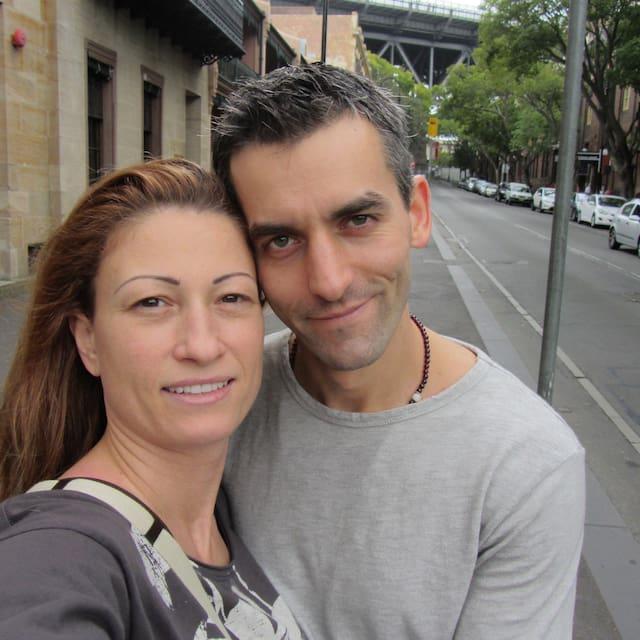 Profil uporabnika Monika & Andras