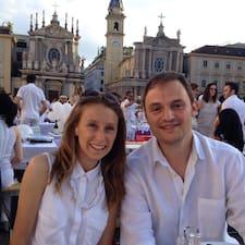 Federica & Mirko — хозяин.